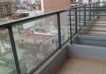 MB Negocios Inmobiliarios vende. Cerrito 951, Un dormitorio, semipiso, externo, balcon. Ventilacion cruzada